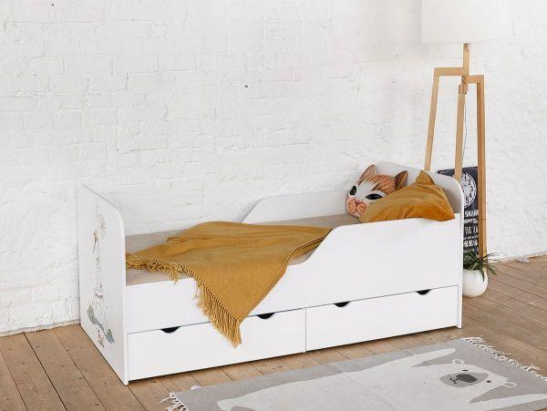 Кровать подростковая «Сабрина»